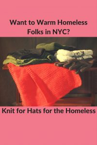 Do You Want to Warm the Homeless Lavishly in NYC?