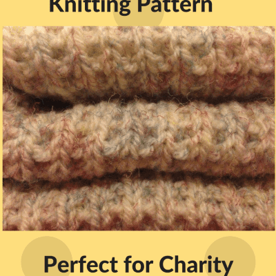 A Free Knitting Pattern to Help You Give