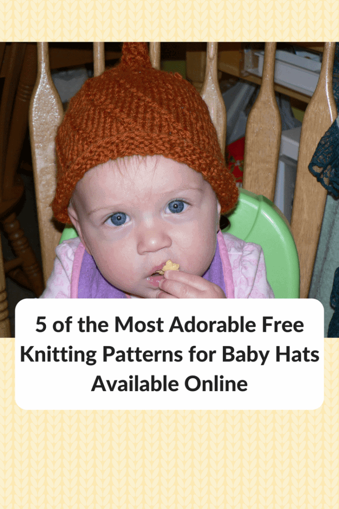 Knitting For Babies Charity : Of the most adorable free baby hat knitting patterns