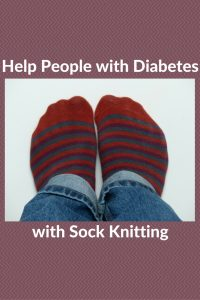 How to Help People with Diabetes with Knitting