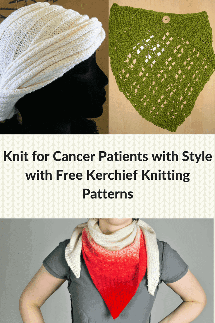 How to Knit for Cancer Patients with Style - Knitting for Charity