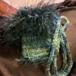 cell phone purse knitting patterns