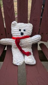 bear knitting patterns