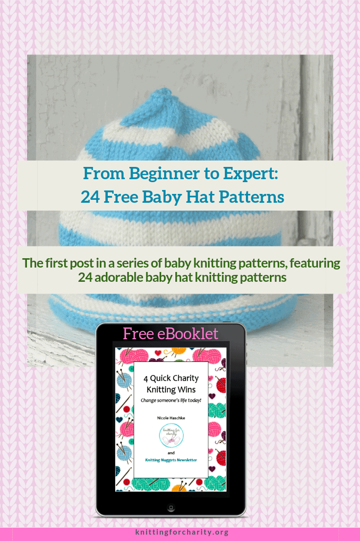25 Free Baby Hat Knitting Patterns From Beginner To Expert