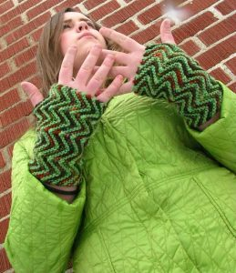 free fingerless mitts patterns