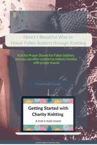 prayer shawls to honor fallen soldiers