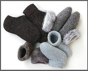 knitted slipper patterns for children