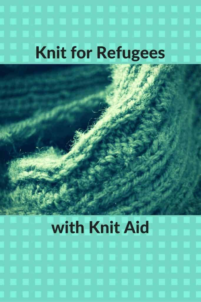 knit for refugees