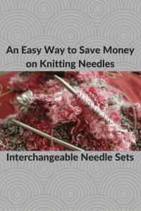 interchangeable circular knitting needles