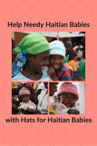How to Help Needy Babies in Haiti through Knitting
