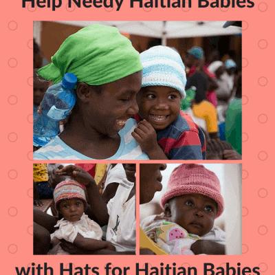 How to Help Needy Babies in Haiti through Knitting