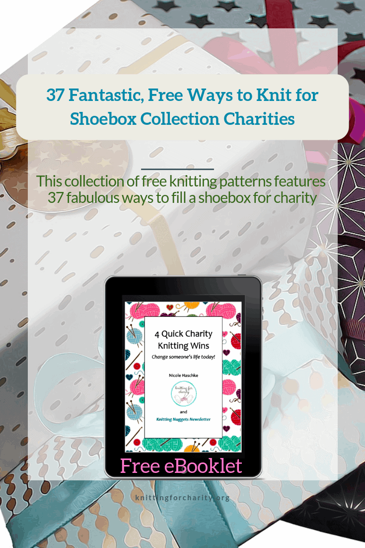37 Fantastic, Free Ways to Knit for Shoebox Collection Charities ...