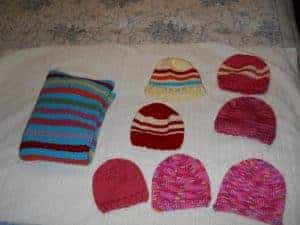Martha - Hats for Haiti