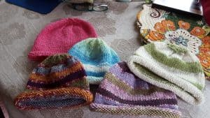 Patty - Hats for Haiti