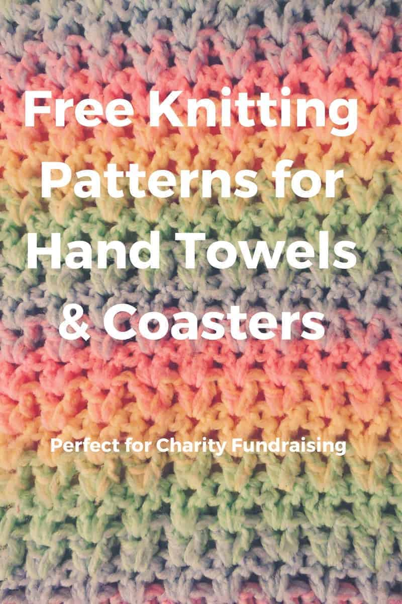 Knitting and Fundraising for Charity, Part 3: Free Knitting Patterns ...