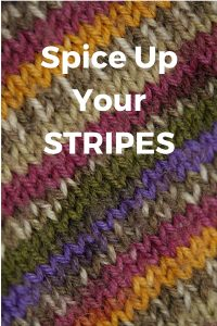 Spice Up Your Stripes Knitting with These Techniques