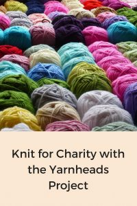 The Yarnheads Project: Spreading Goodwill and Warmth through Yarn