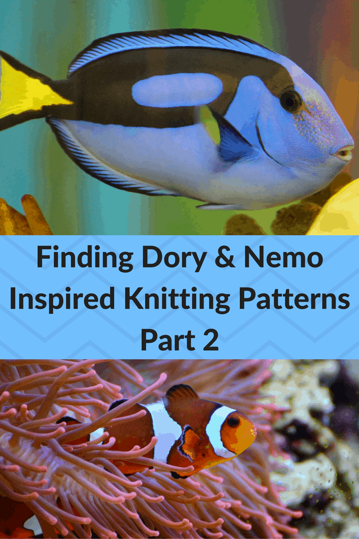 Part 2: Have a Whale of a Time: Knitting Patterns Inspired by ...