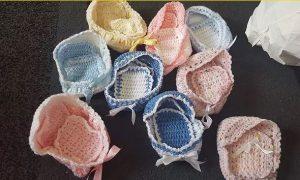 bereavement knitting charity