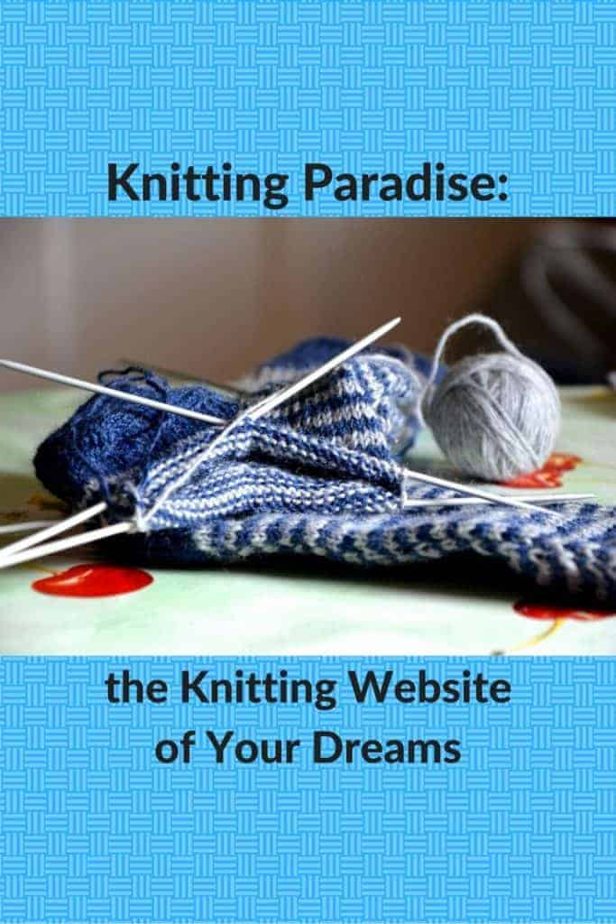 knitting website