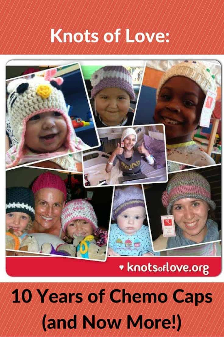 Throwback: Knots of Love – Chemo Caps & NICU Blankets