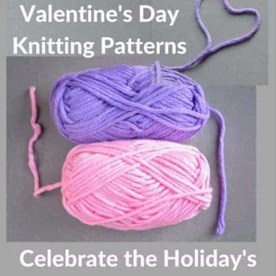 Valentine's Day Knitting Patterns to Make Anyone Smile