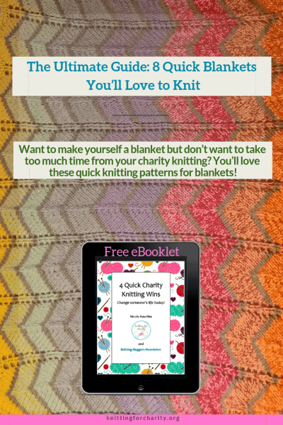 free quick knit blanket patterns