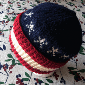 patriotic knitting patterns