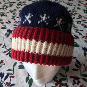 patriotic knitting patterns