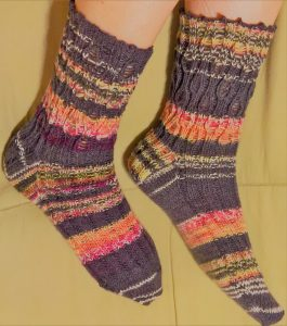 drop stitch knitting patterns