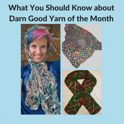 What You Should Know about Darn Good Yarn of the Month
