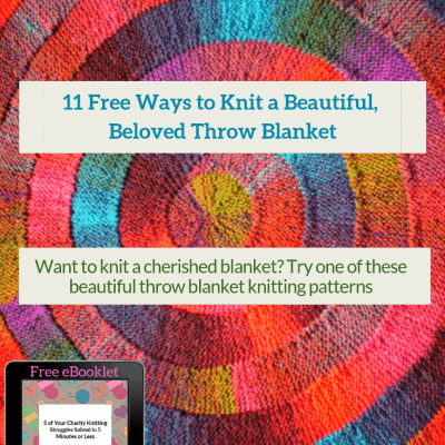 11 Free Ways to Knit a Beautiful, Beloved Throw Blanket