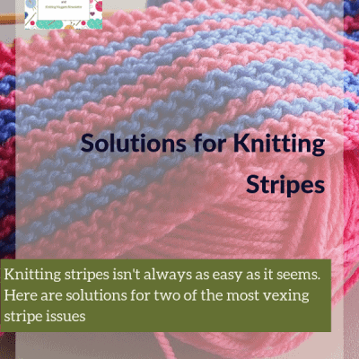 Solutions for Knitting Stripes
