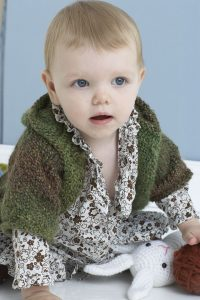 Handsome Hoodie - baby knitting patterns