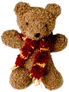 Harry Bear free knitting pattern