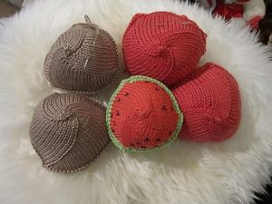 knitted knockers